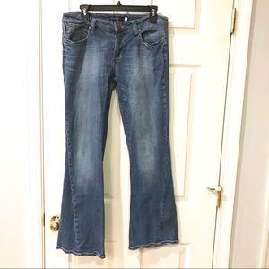Vigoss NY Flare Jeans, Size 9
